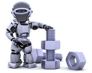 大人のロボット教室でAIを勉強中