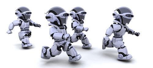 ロボットと一緒に遊びたい